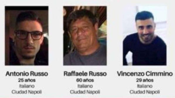 Napoletani scomparsi in Messico, trovati cinque cadaveri smembrati: chiesto esame Dna