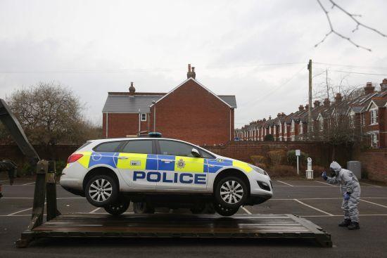 L'ex spia russa avvelenata a Salisbury è in fin di vita