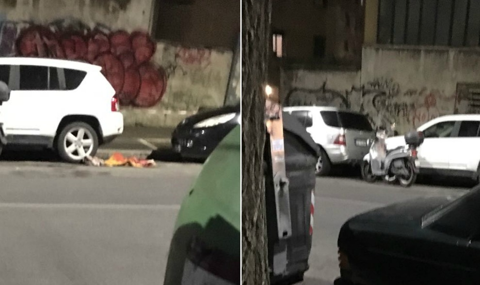 Auto non si ferma all'alt, carabiniere spara e ferisce 2 passanti