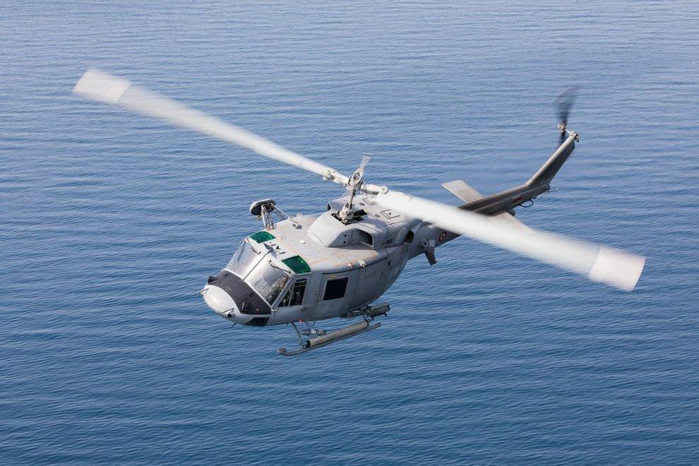 Elicottero Della Marina Caduto In Mare Morto Il Militare Andrea