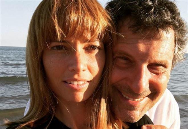 Carlotta ricomincia con la figlia Stella dopo la scomparsa di Fabrizio Frizzi