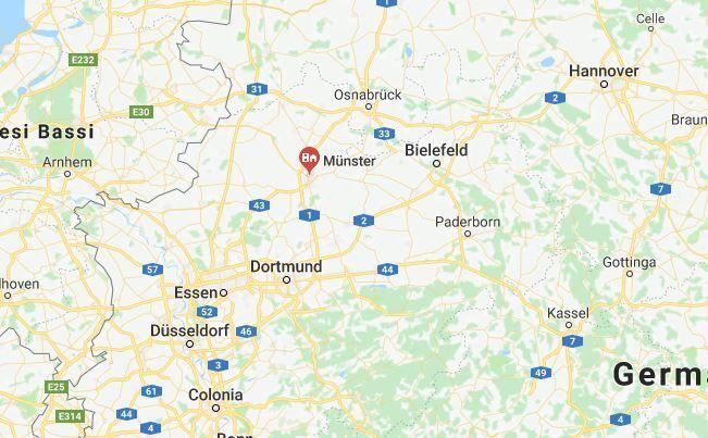 Germania, furgone piomba su passanti: quattro morti e 50 feriti