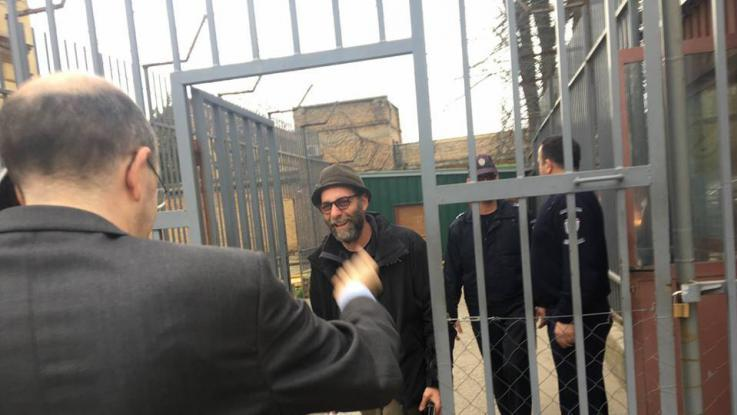 Scarcerato il fotoreporter torinese Mauro Donato