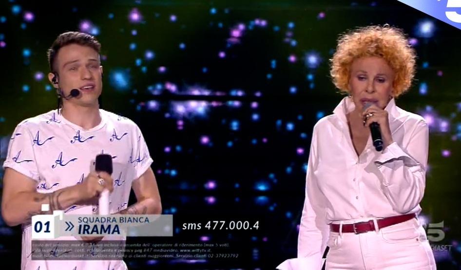 Amici: Irama è il vincitore dell'ottava puntata, nessun eliminato