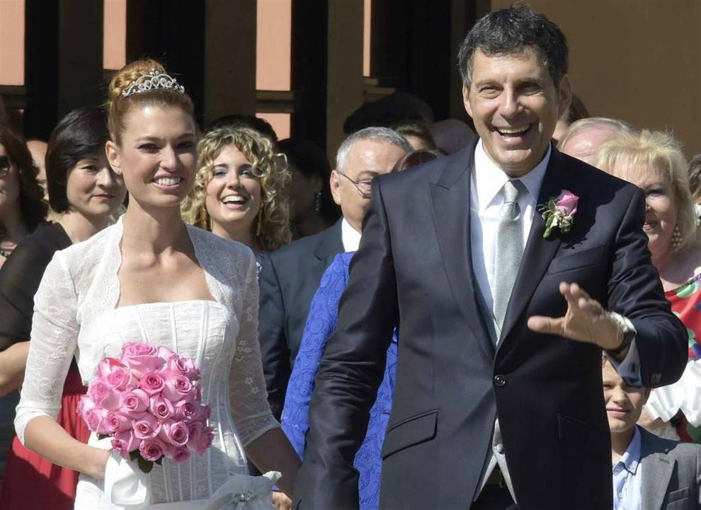 Partita del cuore, Antonella e Carlo in lacrime per l'amico Fabrizio Frizzi