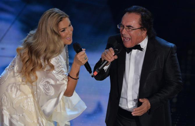Albano e Romina Power: benvenuto a Kay, primo nipotino