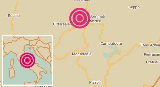 Terremoto alle porte di Firenze. Scossa di magnitudo 2,2 nel Comune di Bagno a Ripoli