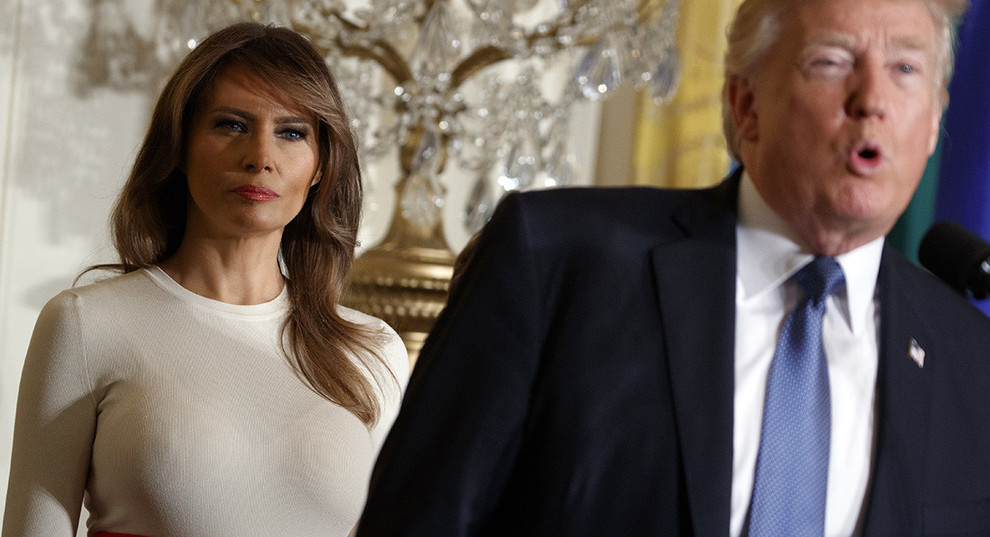 Melania Trump è tornata ma resta il mistero: dov'era?