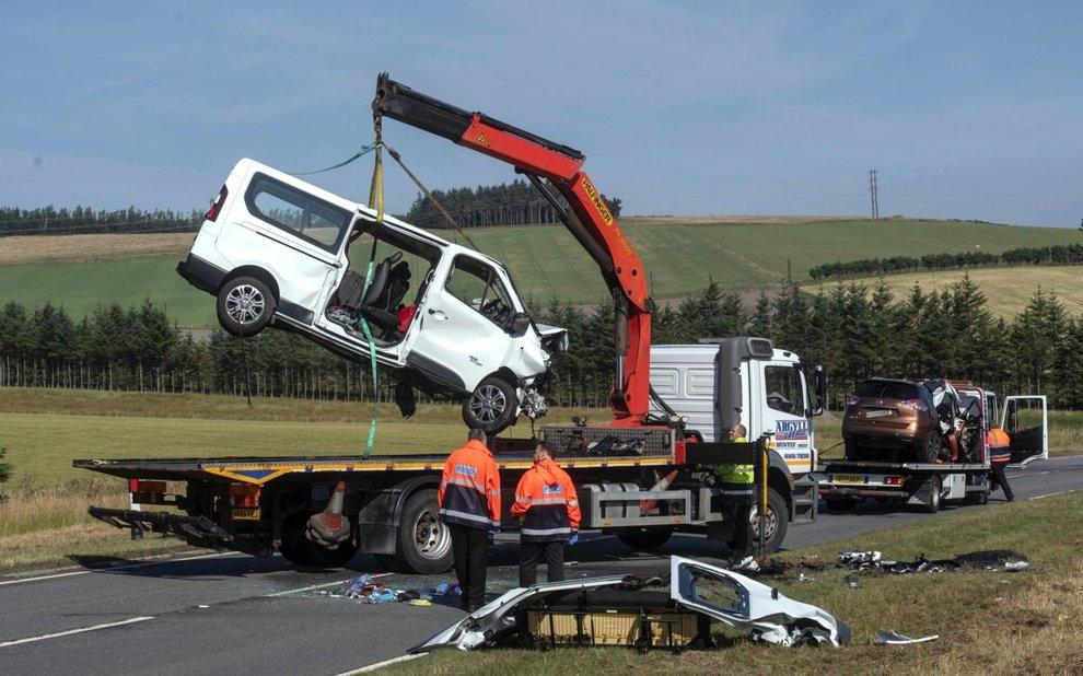 Scozia, una donna e un bimbo italiani morti in un incidente in pullman