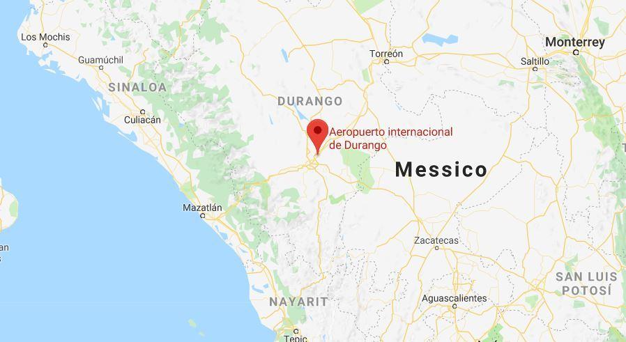 Aereo precipita in Messico, a bordo 100 persone