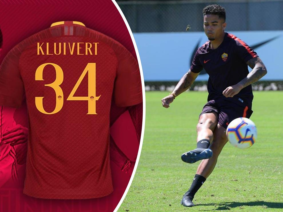 Roma, il grande gesto di Justin Kluivert: ha scelto la maglia ...