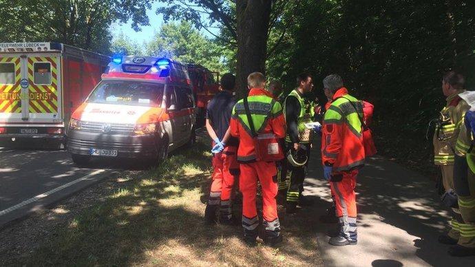 Germania, accoltella passeggeri sul bus: 12 feriti. Arrestato l'assalitore