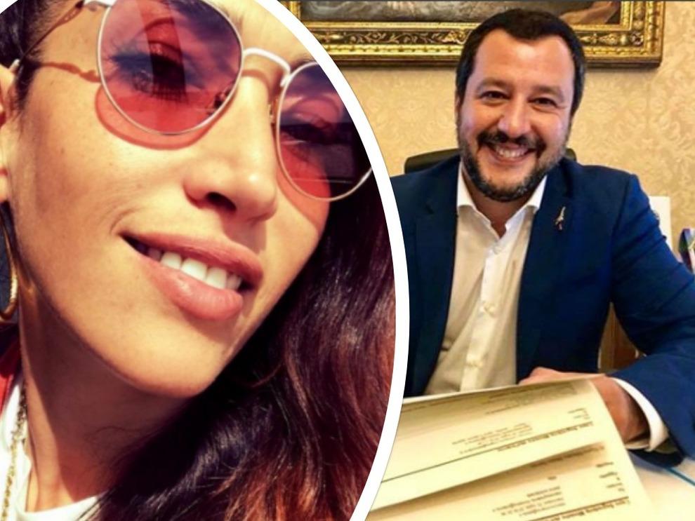 Scontro Zilli-Salvini. Dal palco un