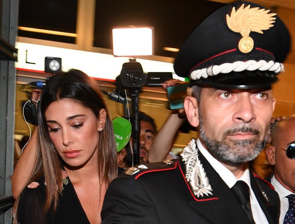 Belen Rodriguez e Andrea Iannone in crisi: le 8 ore fatali