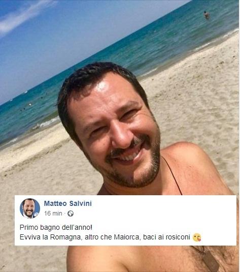 Salvini: aggredire è reato ma follia accusare italiani e governo