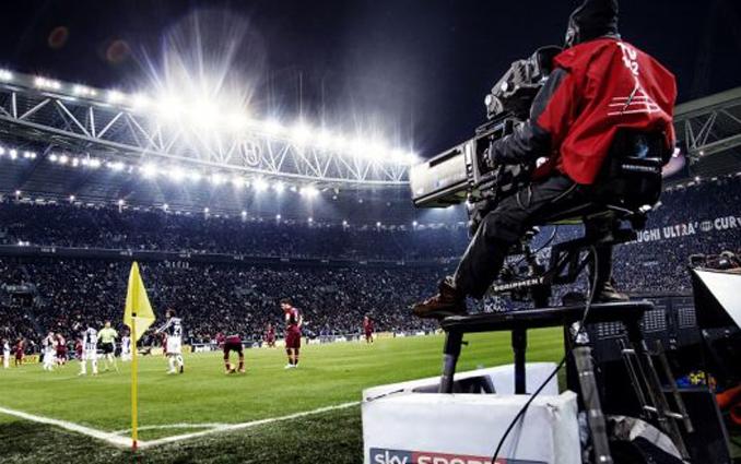 Sky, accordo con Perform: trasmetterà le partite di Dazn