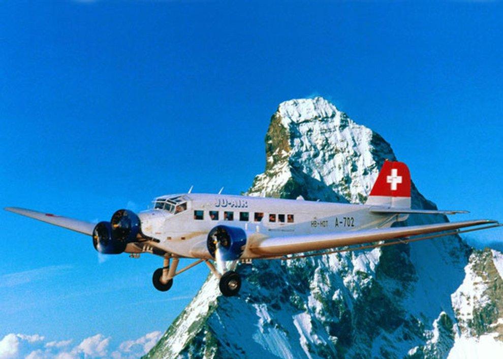 Aereo d'epoca si schianta in Svizzera: tutti morti i passeggeri