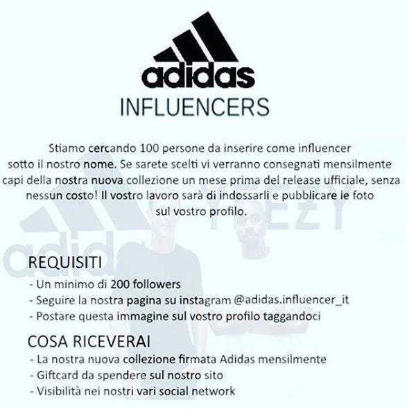 adidas italia instagram