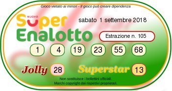 Superenalotto vincite millionaire dating