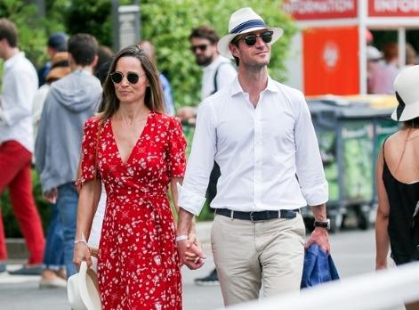 Pippa Middleton ha partorito: primo figlio per la sorella di Kate Middleton