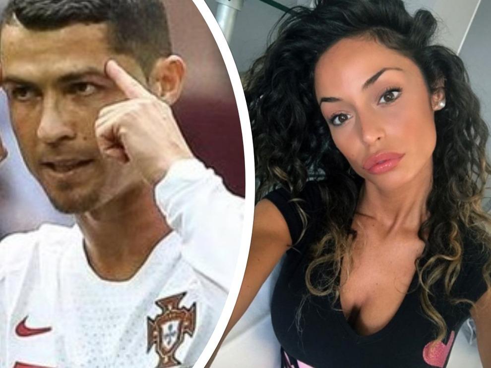 Raffaella Fico difende Cristiano Ronaldo: