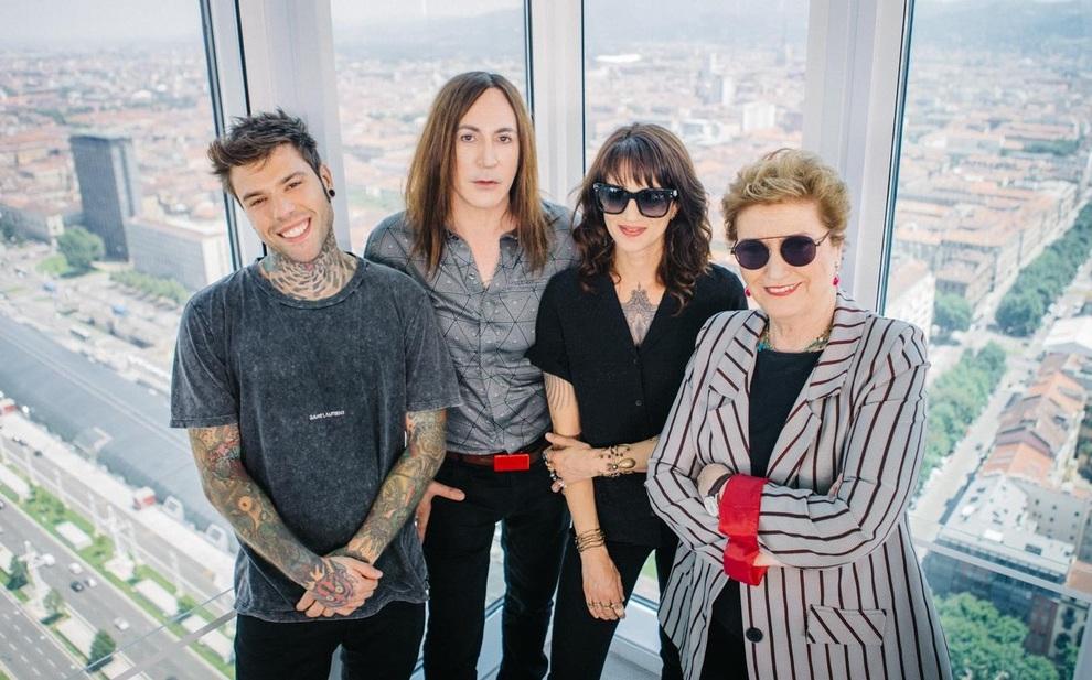 X Factor: formate le squadre Under Donne e Over- FOTO E VIDEO