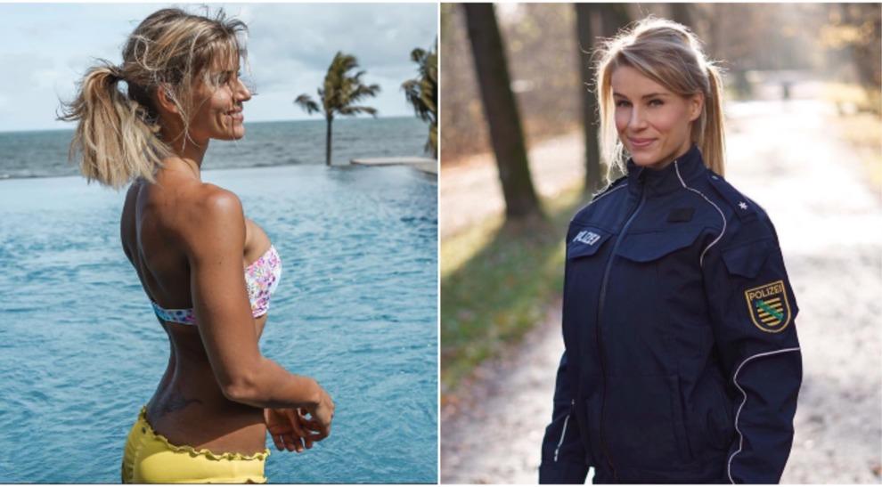 La sexy poliziotta e star di Instagram al bivio, il suo capo: «Scelga cosa vuole fare della sua carriera»