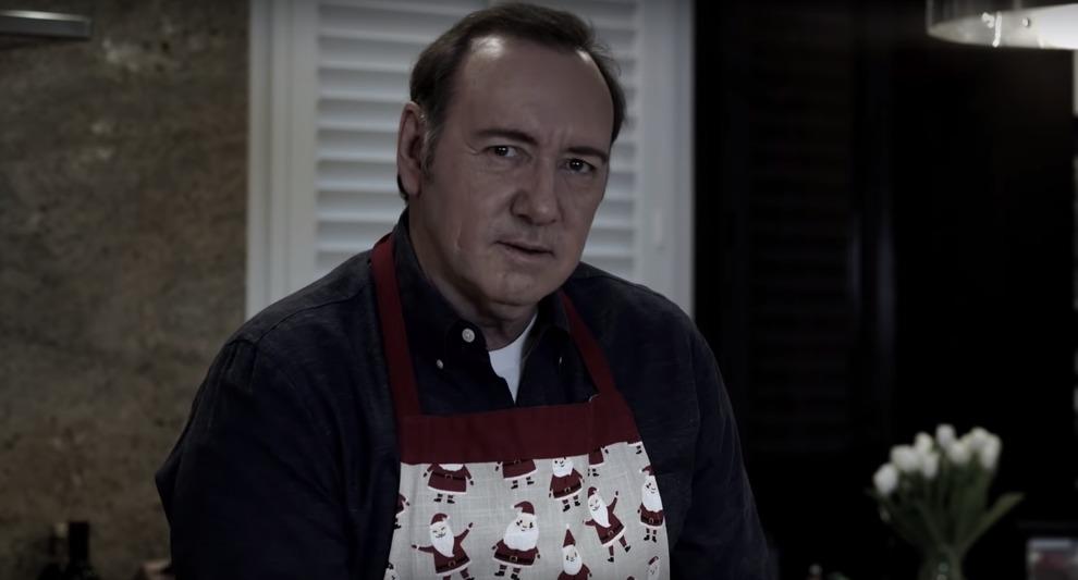House of Cards, Kevin Spacey riemerge in un video: Lasciatemi essere