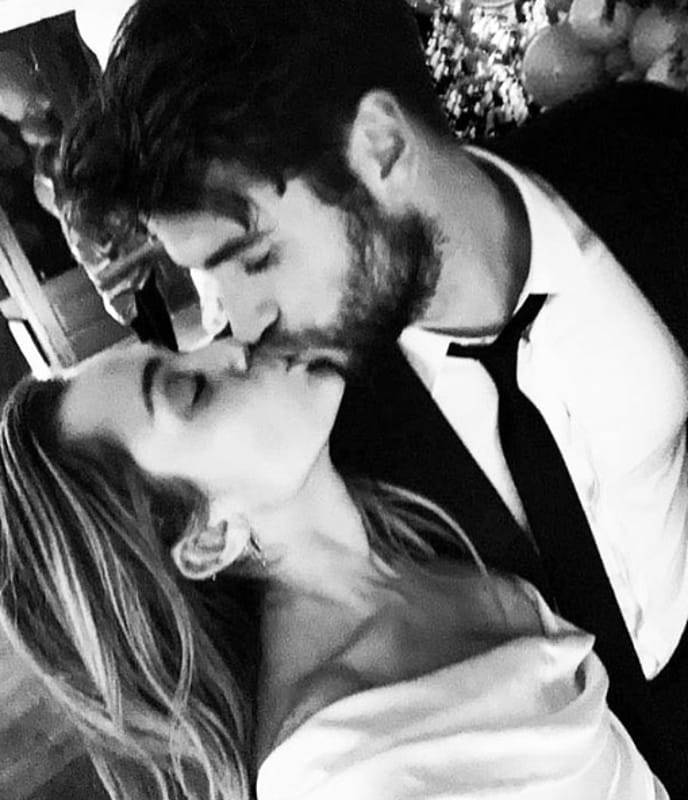 Miley Cyrus e Liam Hemsworth, un video fa pensare al matrimonio