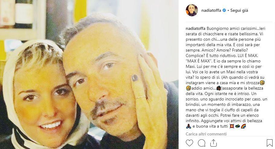 Nadia Toffa presenta il