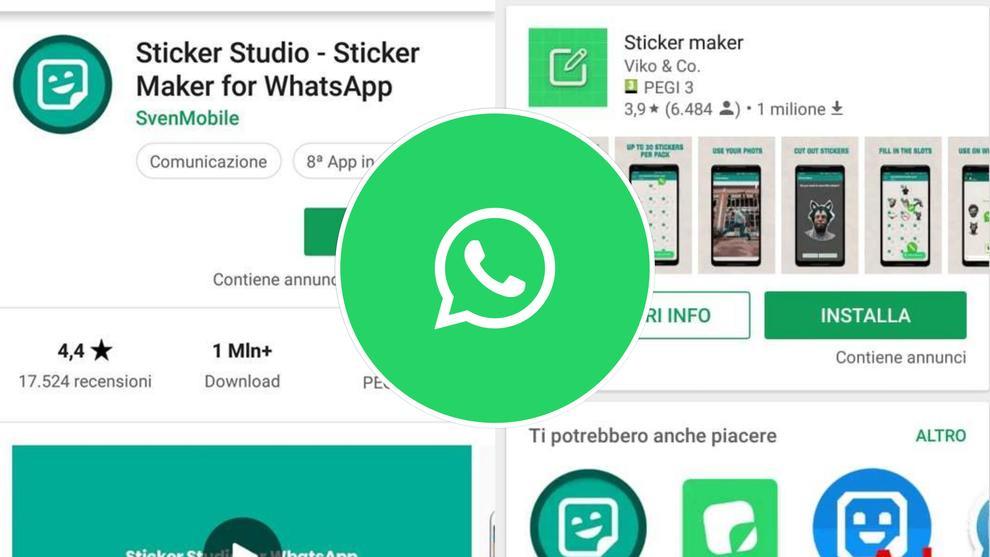 WhatsApp, ecco come creare sticker personalizzati a partire