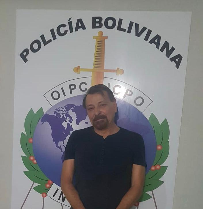 Arrestato in Bolivia Cesare Battisti