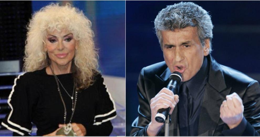 Donatella Milani canta da sola. Cutugno contro Rettore: