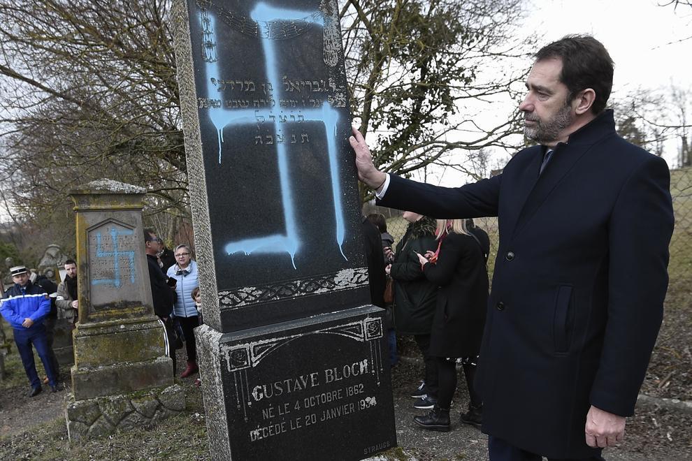 Francia: profanato cimitero ebraico a 20 km da Strasburgo