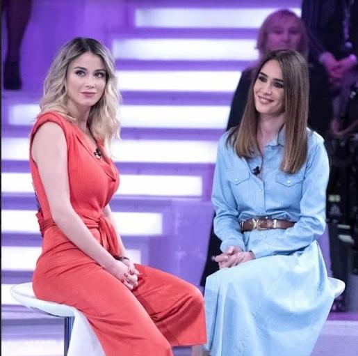 Diletta Leotta a Paola Ferrari: