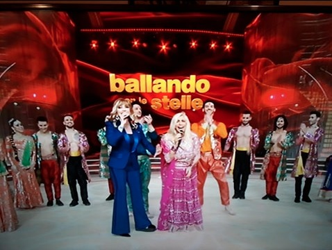Ballando con le Stelle, Alessandra Tripoli: incidente sexy durante l'esibizione