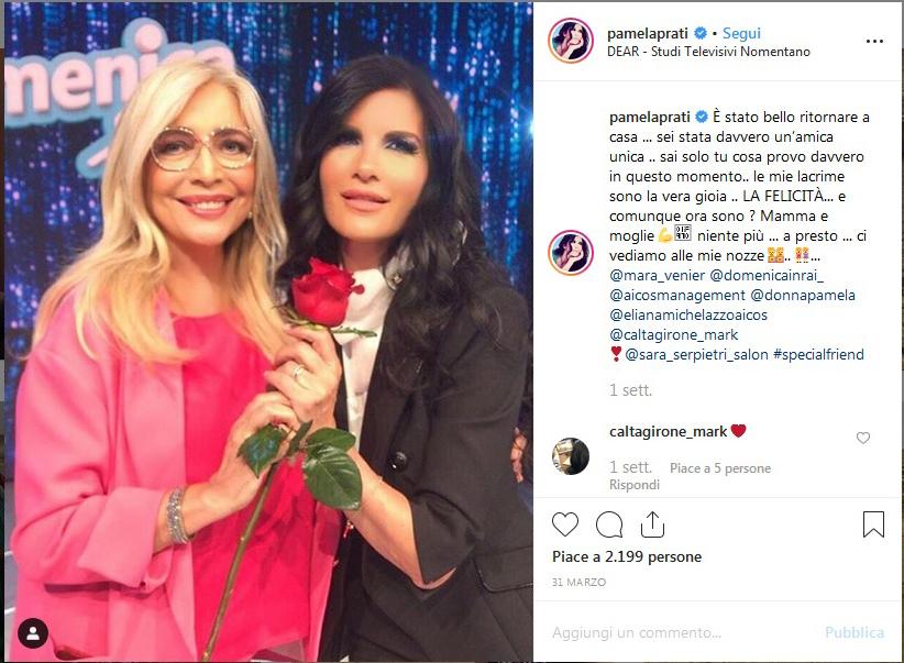 Pamela Prati colpita da un malore: 'distrutta' dal caso Mark Caltagirone