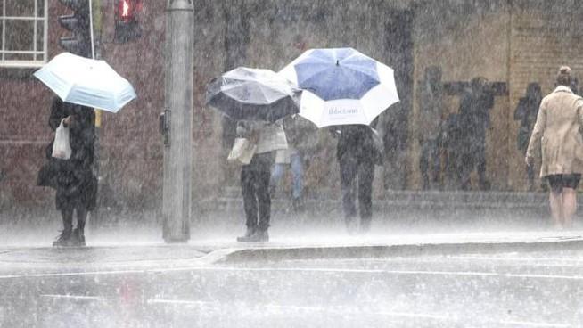 Aria artica sull'Italia: lunedì tempo instabile al Centro-Sud