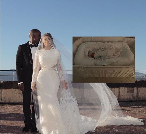 Kim Kardashian e Kanye West, il nome del quarto figlio fa discutere