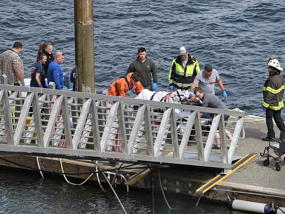 Almeno 4 persone sono morte nello scontro tra due aerei in Alaska