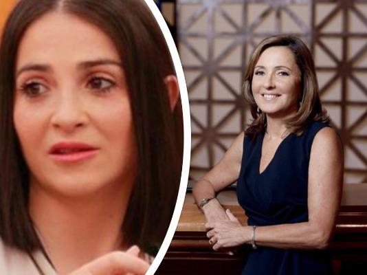 Barbara Palombelli a Verissimo: rivelazioni inedite sull'infanzia di Serena Rutelli