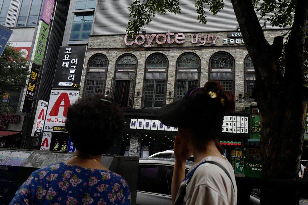 Corea Sud: crolla balconata in discoteca a Gwangju, due morti