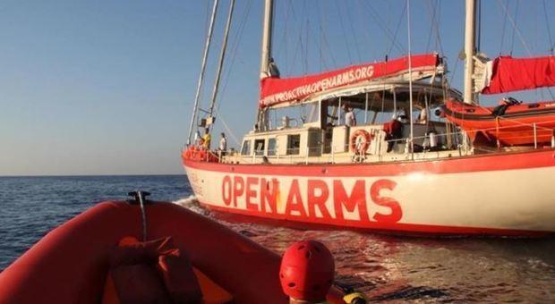 Risultati immagini per immagine della open arms
