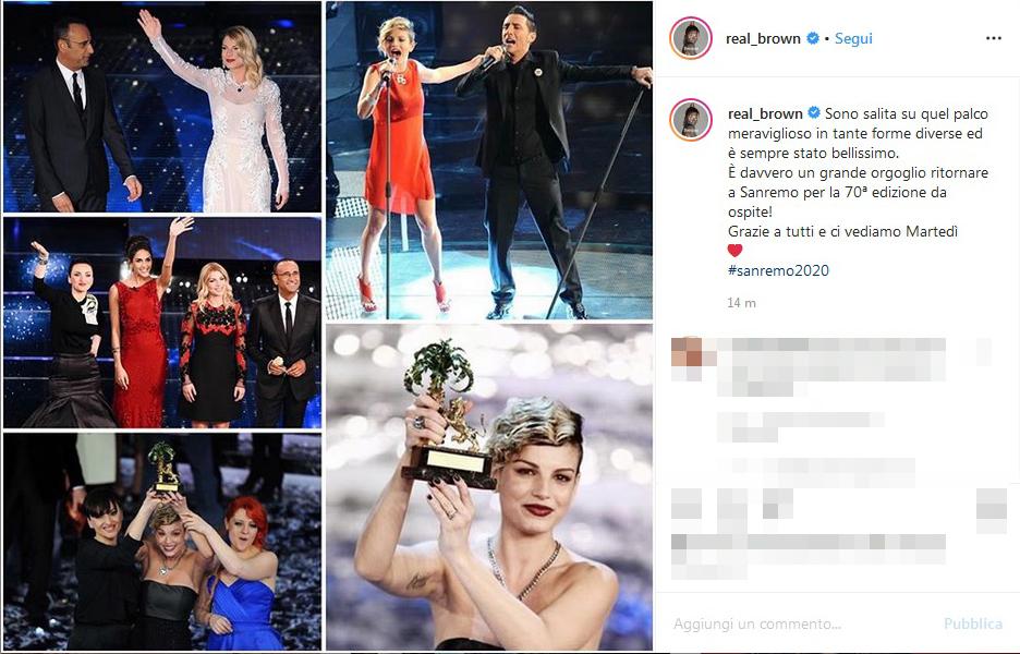 Sanremo 2020, Emma Marrone per la prima volta ospite ...
