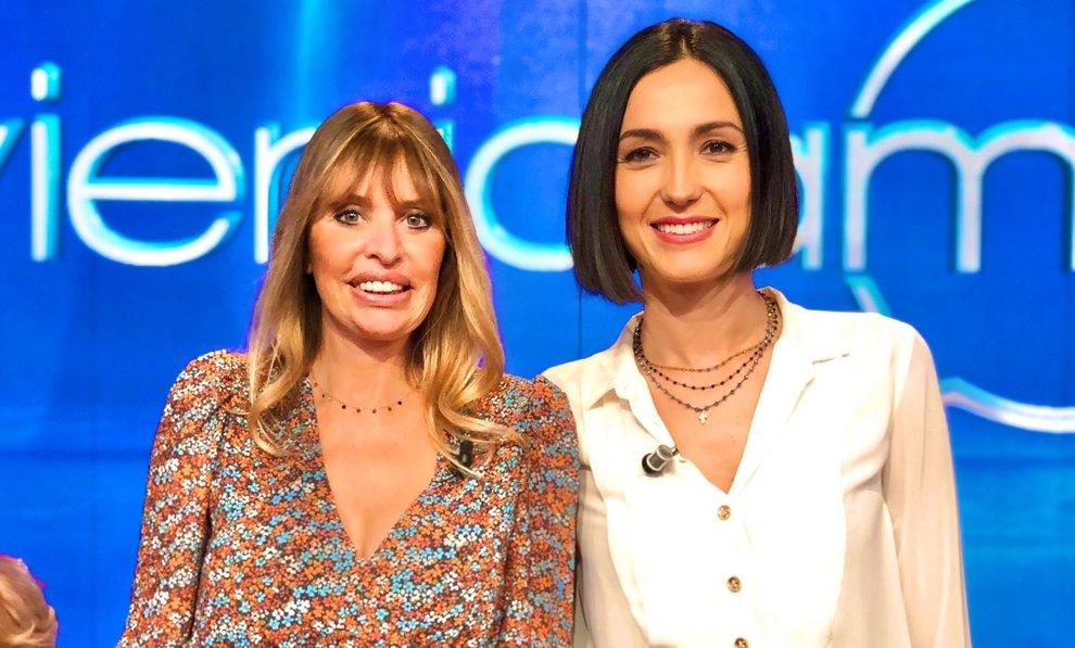 Alessandra Mussolini A Vieni Da Me Scoppia In Lacrime Non Fatemi Piangere Che C E Il Coronavirus